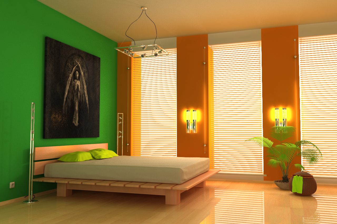 Choosing The Right Colors For The Bedroom